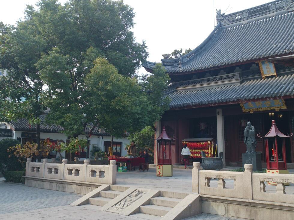 游上海文庙