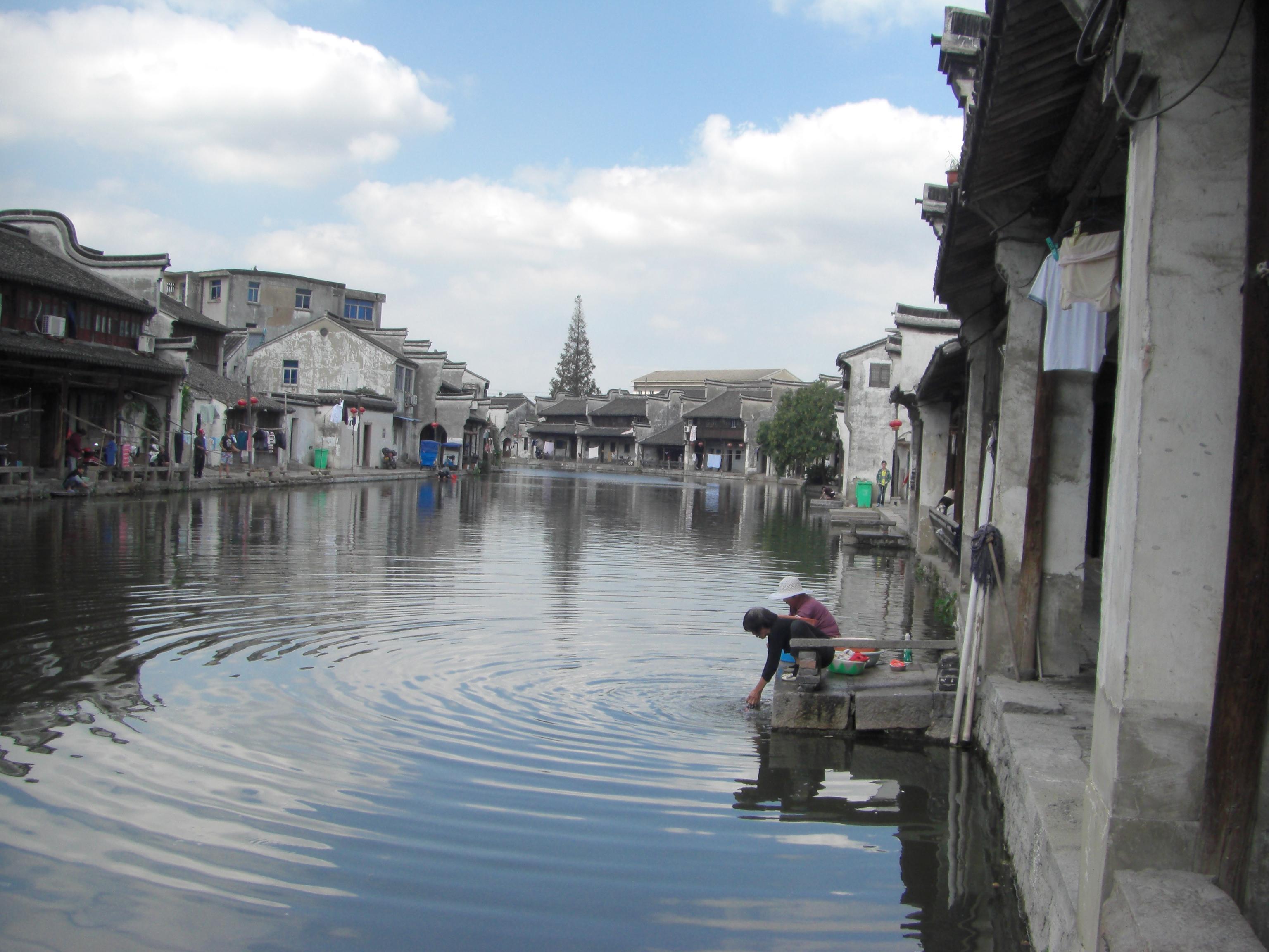杭州湾攻略,南浔大桥游泰国做古镇试管婴儿图片