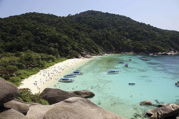【泰国】斯米兰群岛:养在深闺人不知的天堂级海岛