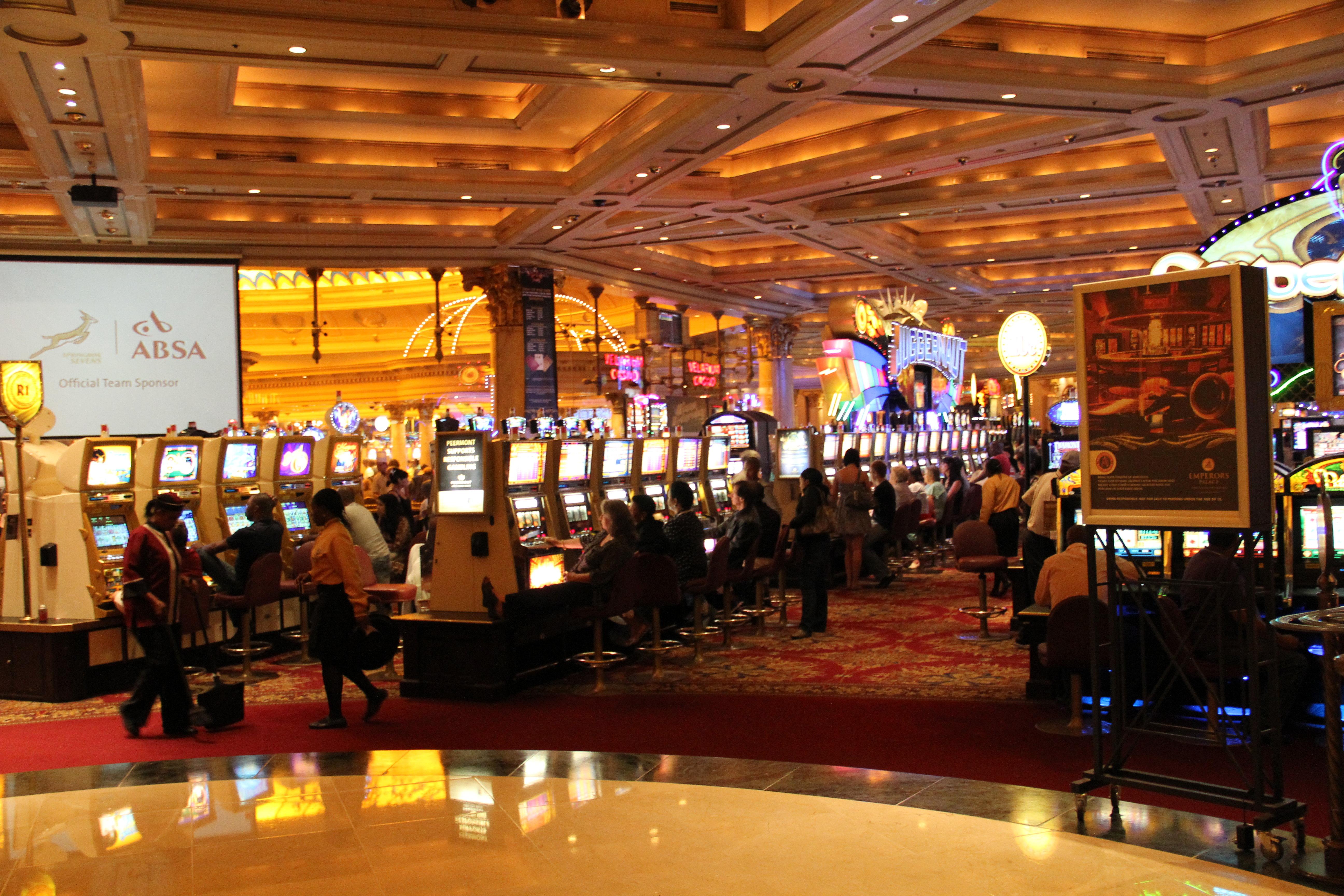 赌场装修效果图大全
