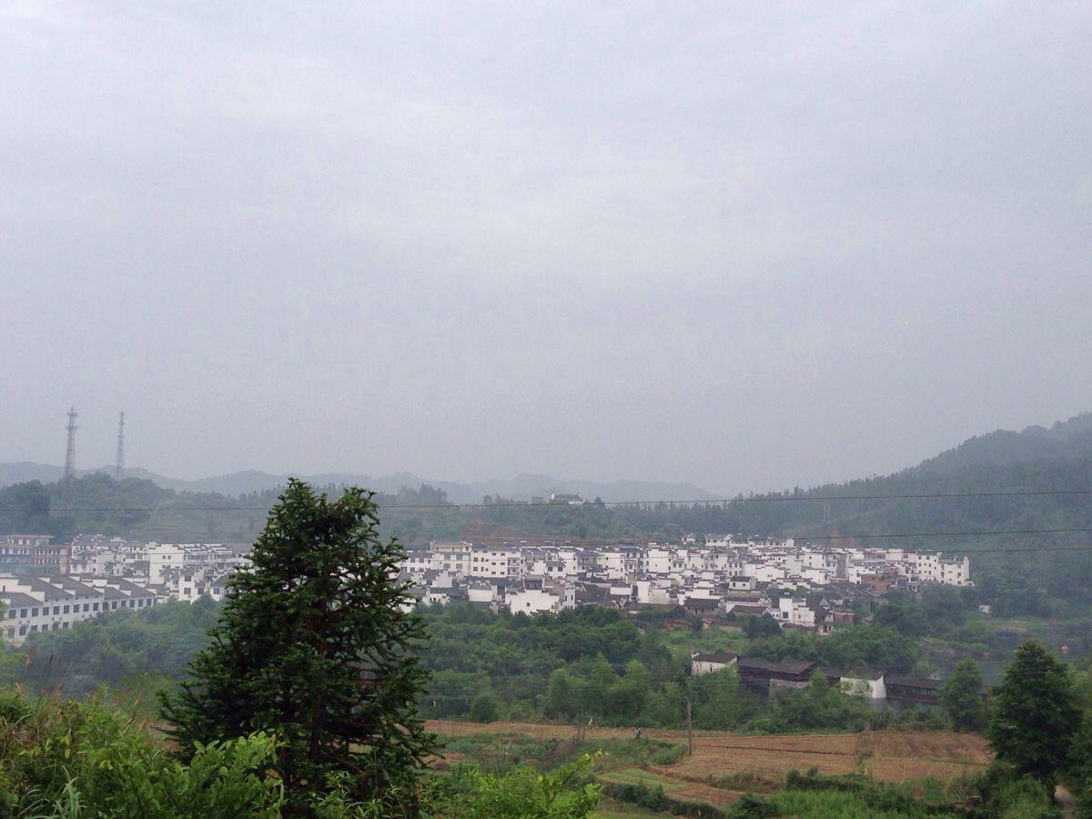 广州到鹰潭沿途风景