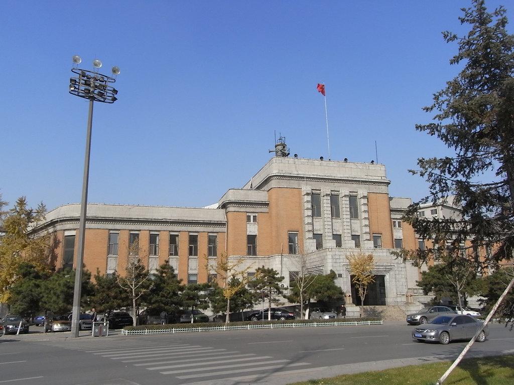 沈阳中山广场及周边历史建筑