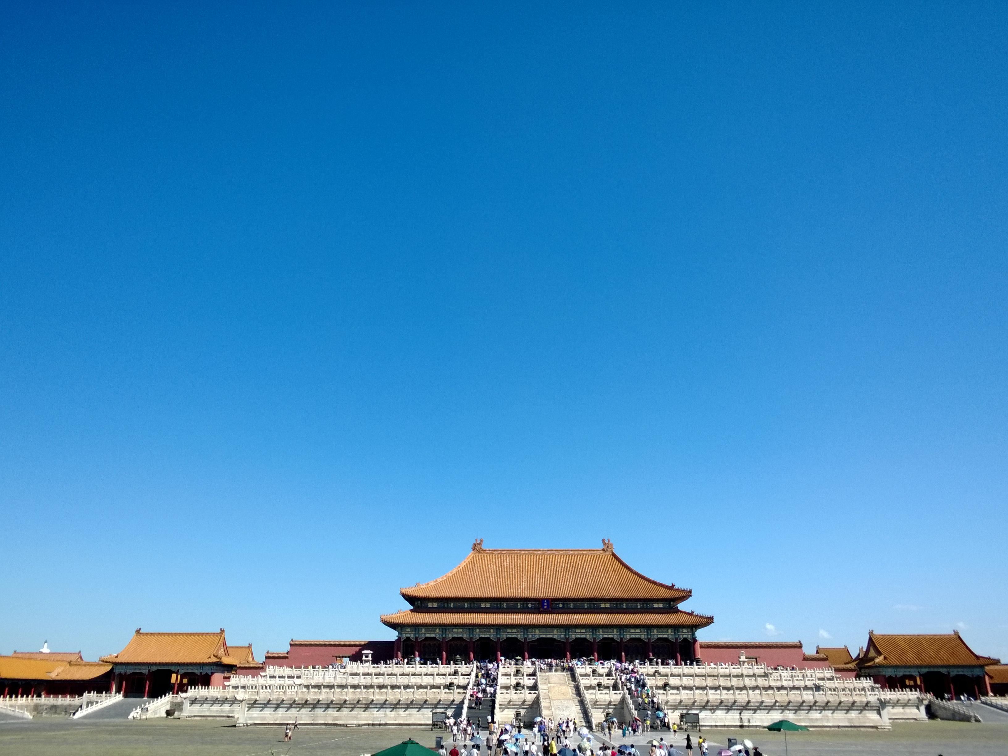 【携程攻略】北京故宫适合朋友出游旅游吗,故宫朋友