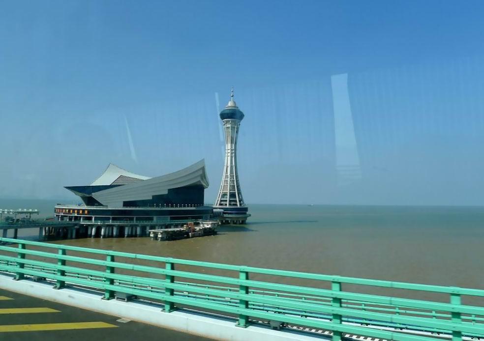 杭州湾v盘山盘山桂林磨大桥自助游攻略图片