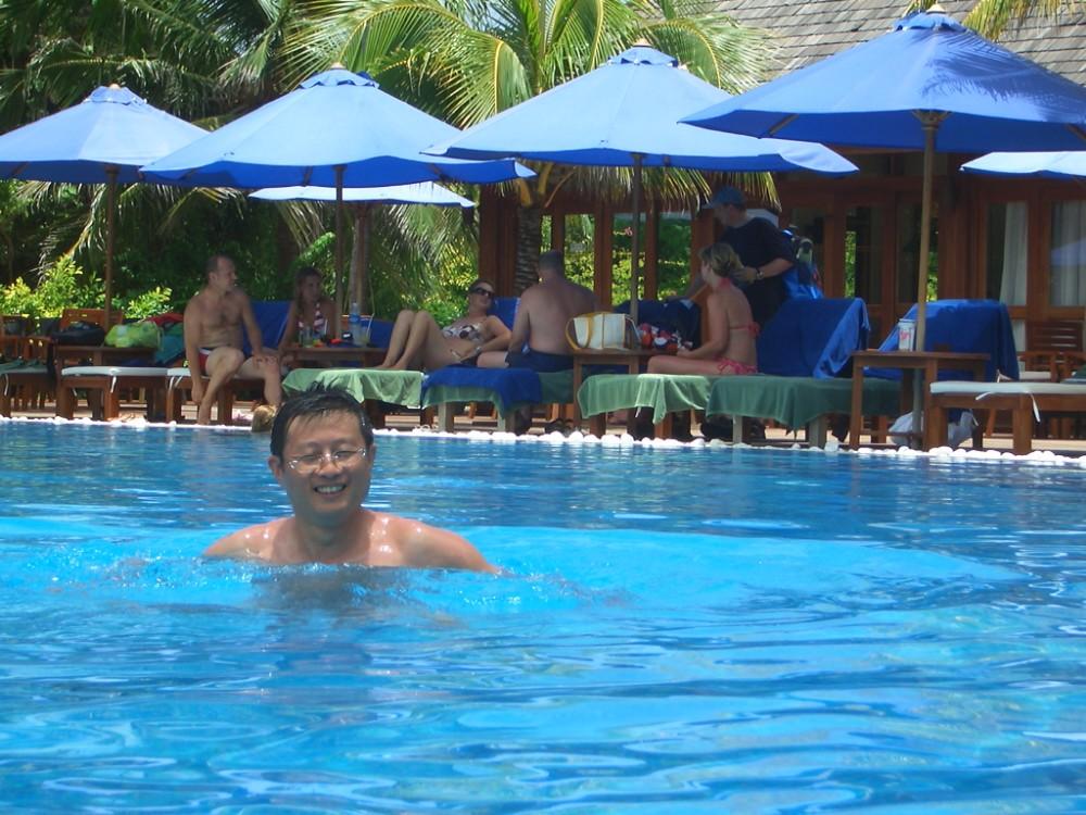 马尔代夫异性spa