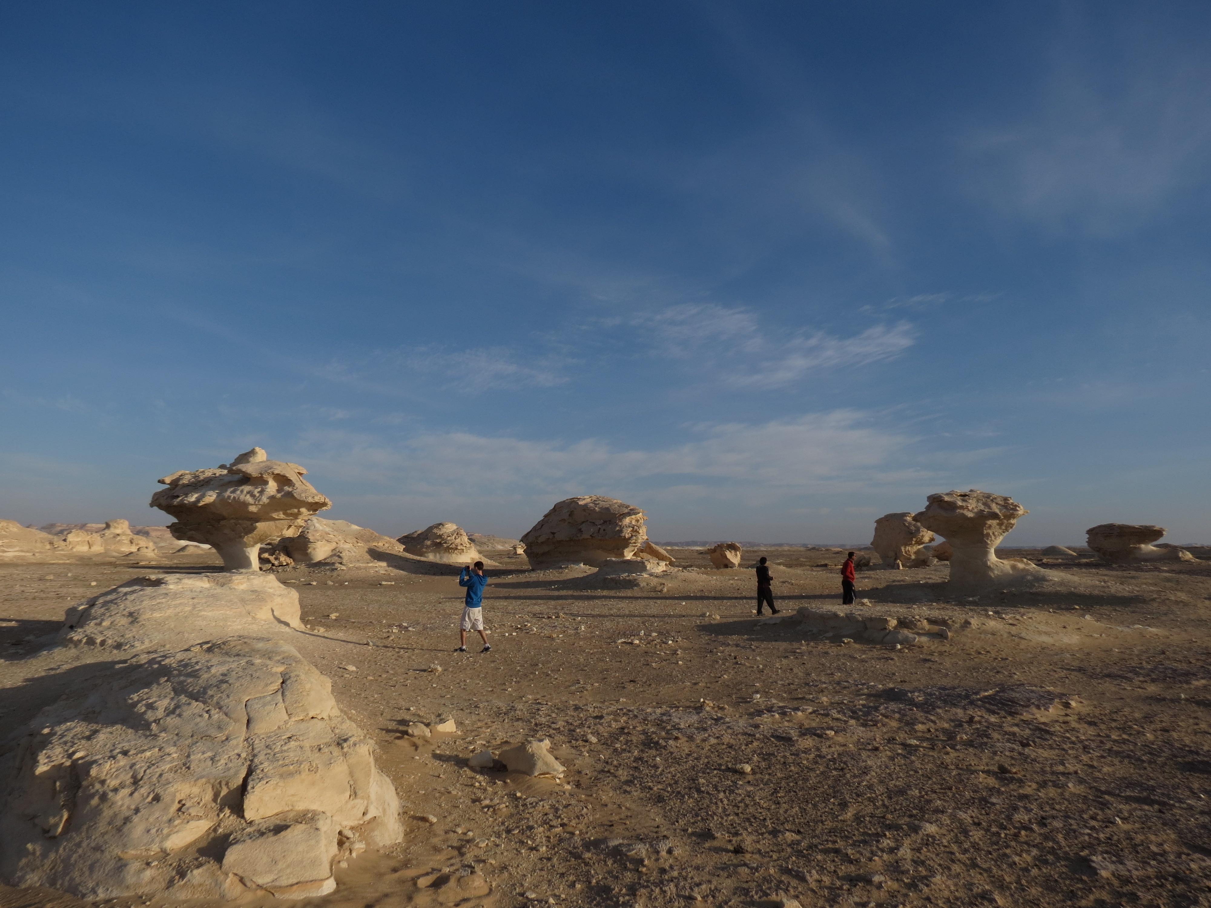 【i旅行】非洲之旅--埃及篇--黑白沙漠是什么