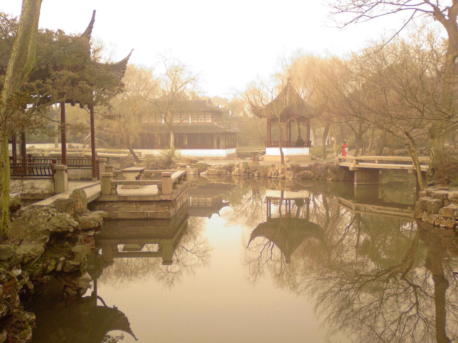 【携程攻略】江苏拙政园适合家庭亲子旅游吗