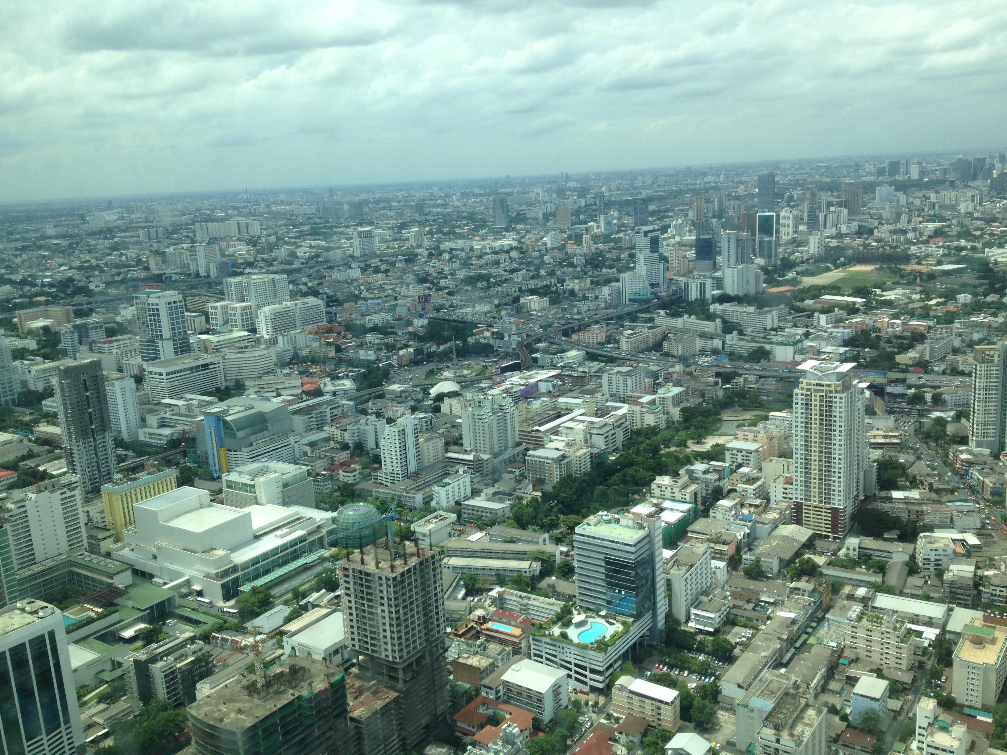 76层白玉楼空中餐厅_泰开心!6天5晚泰国跟团浅度游~ - 芭提雅游记攻略【携程攻略】