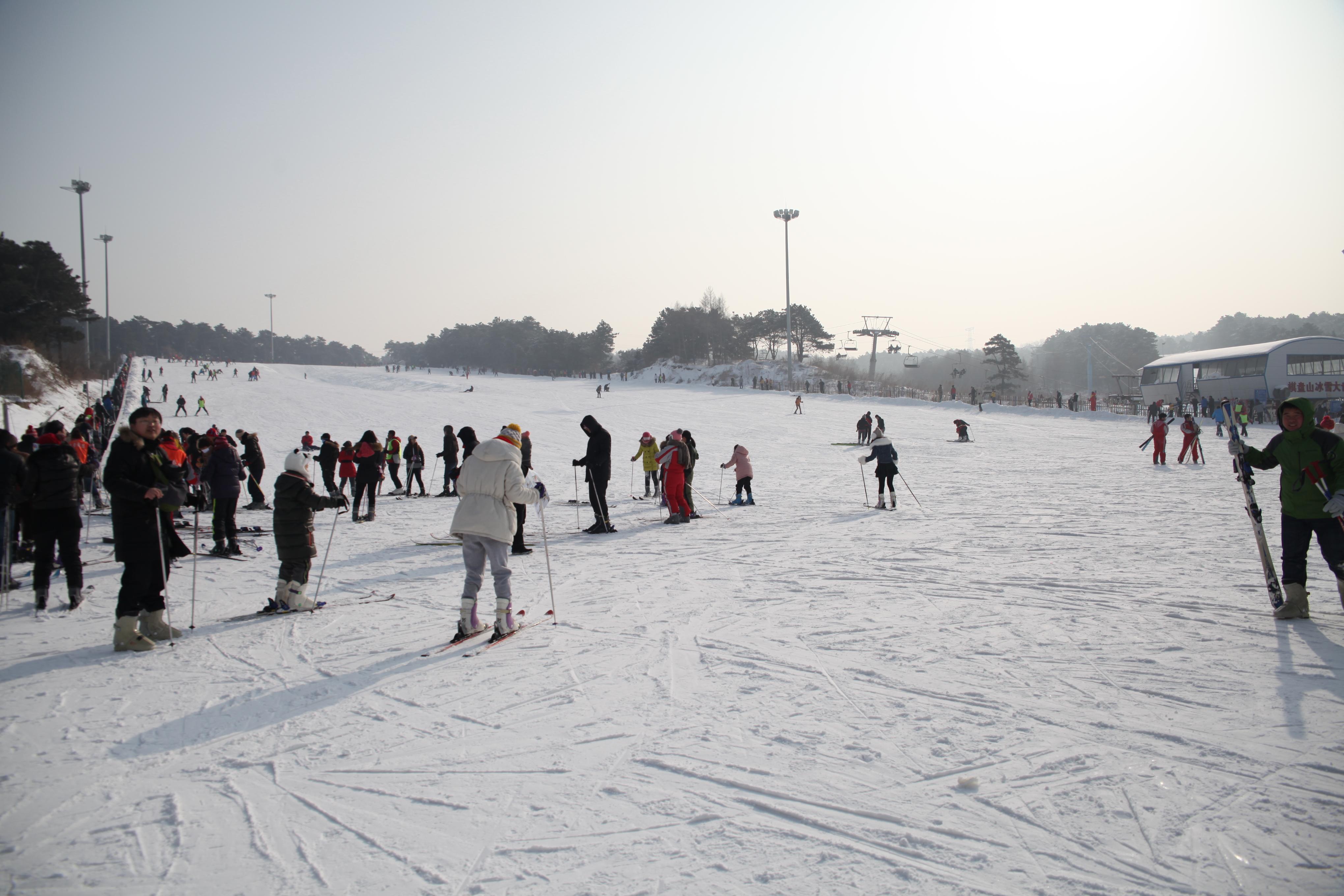 【携程攻略】辽宁沈阳沈阳棋盘山滑雪场好玩吗