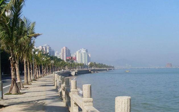 珠海海滨公园有什麽历史故事 别的公园也行图片
