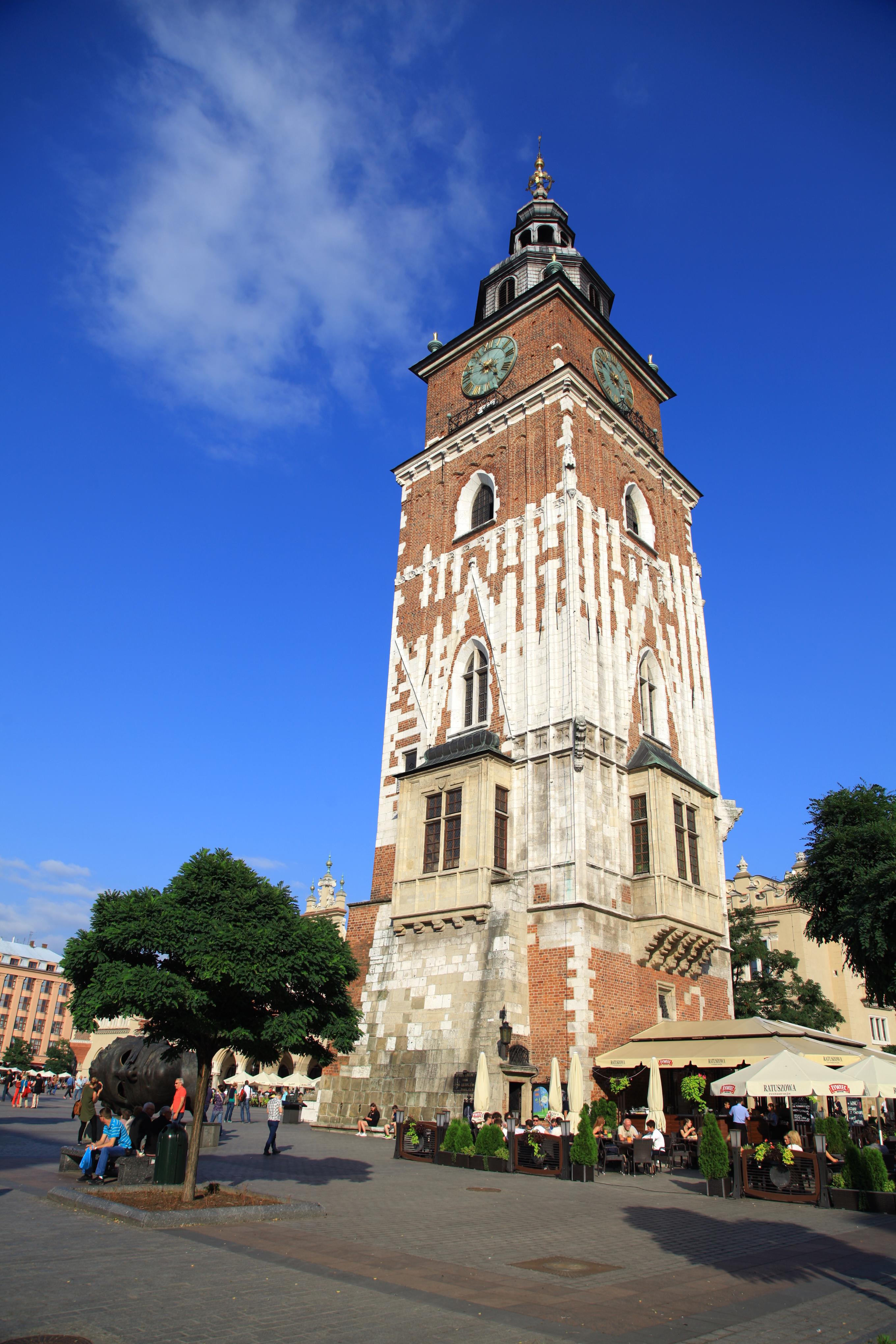 波兰特辑外加捷克人骨教堂再外加夜游蓝色多瑙河