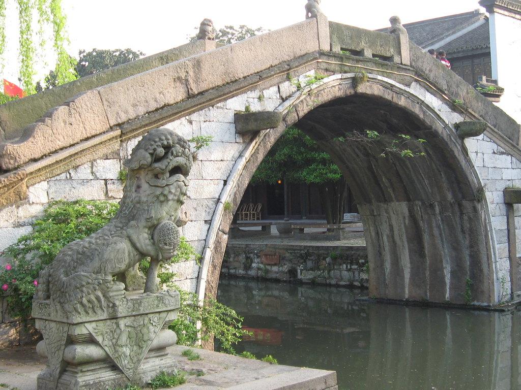 石拱桥-拱桥