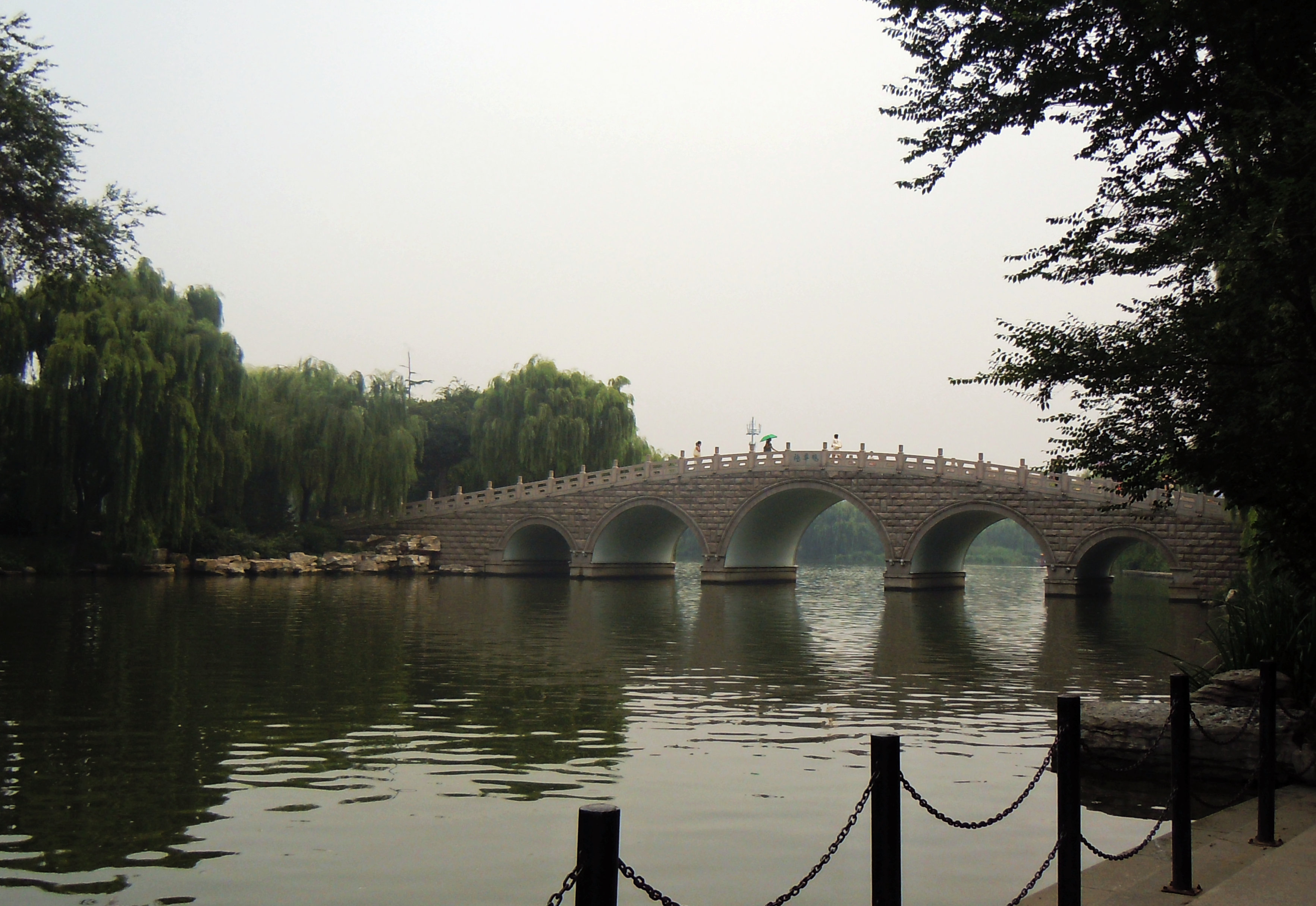 济南天下第一泉风景区大明湖景区