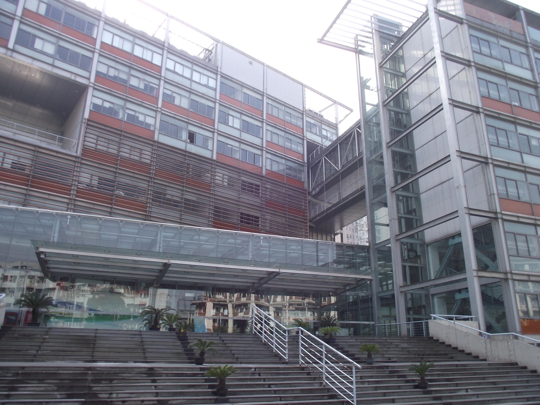 同济大学建筑工程学院附近