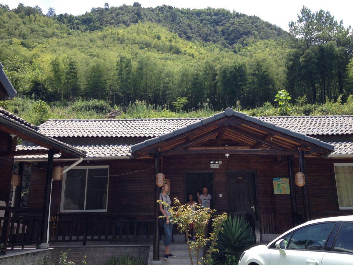 订的小木屋旅馆