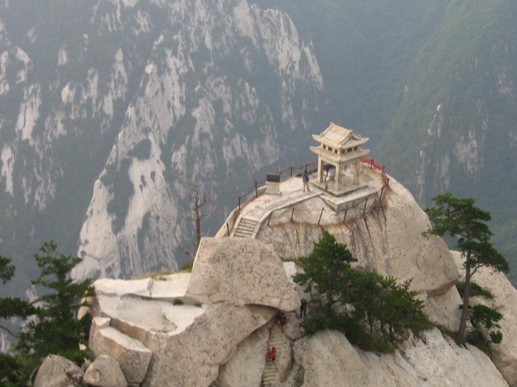 【携程攻略】华山华山景点,真的很险,徒步很需要体力图片