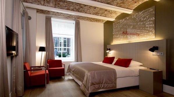 荷兰卧室装修效果图