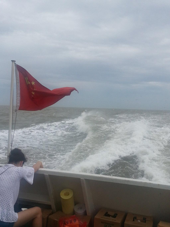 台州大陈岛海钓休闲游