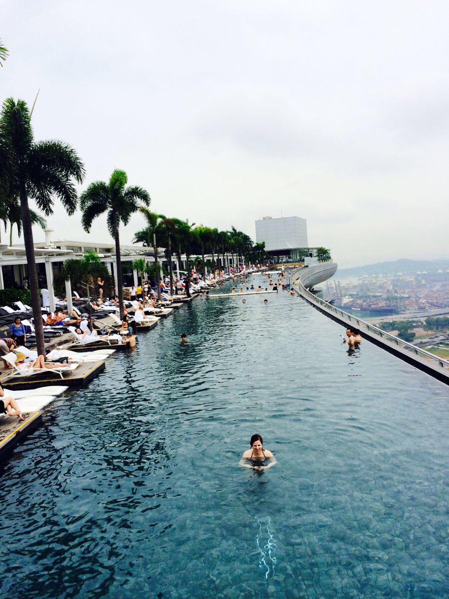 sands(新加坡滨海湾金沙酒店)