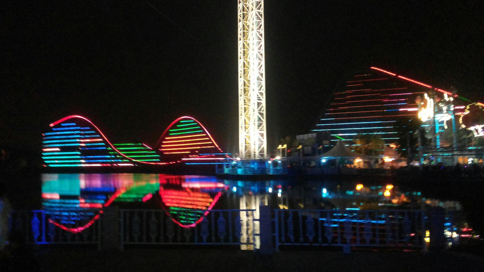 2014上海欢乐谷夜场_上海欢乐谷夜场项目-2015上海欢乐谷夜场几点到几点,有什么项目 ...