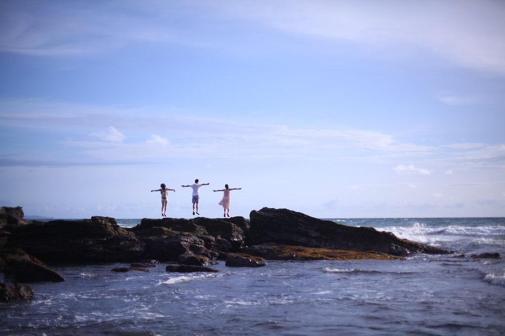 印度尼西亚巴厘岛6日4晚半自助游(4钻)·蓝梦岛