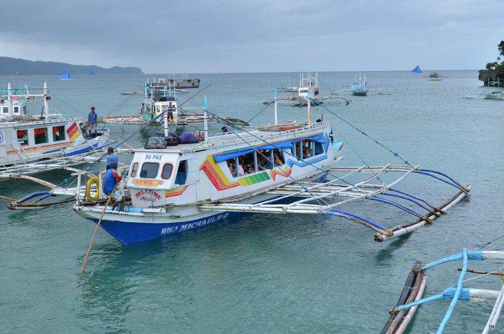 【加游站】菲律宾长滩岛阿兰达酒店-休闲海边度假风