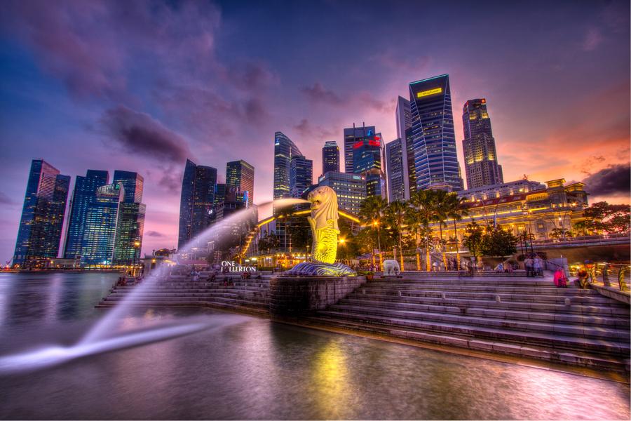狮城新加坡,感受慢生活