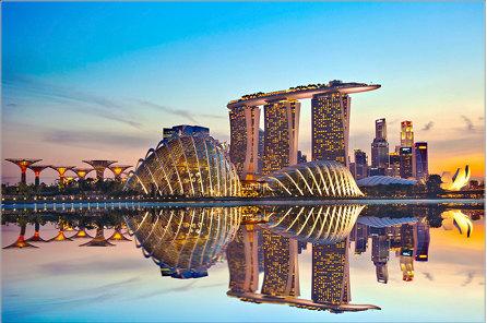 新加坡的历史,以及新加坡的文化,美食,和旅游景点