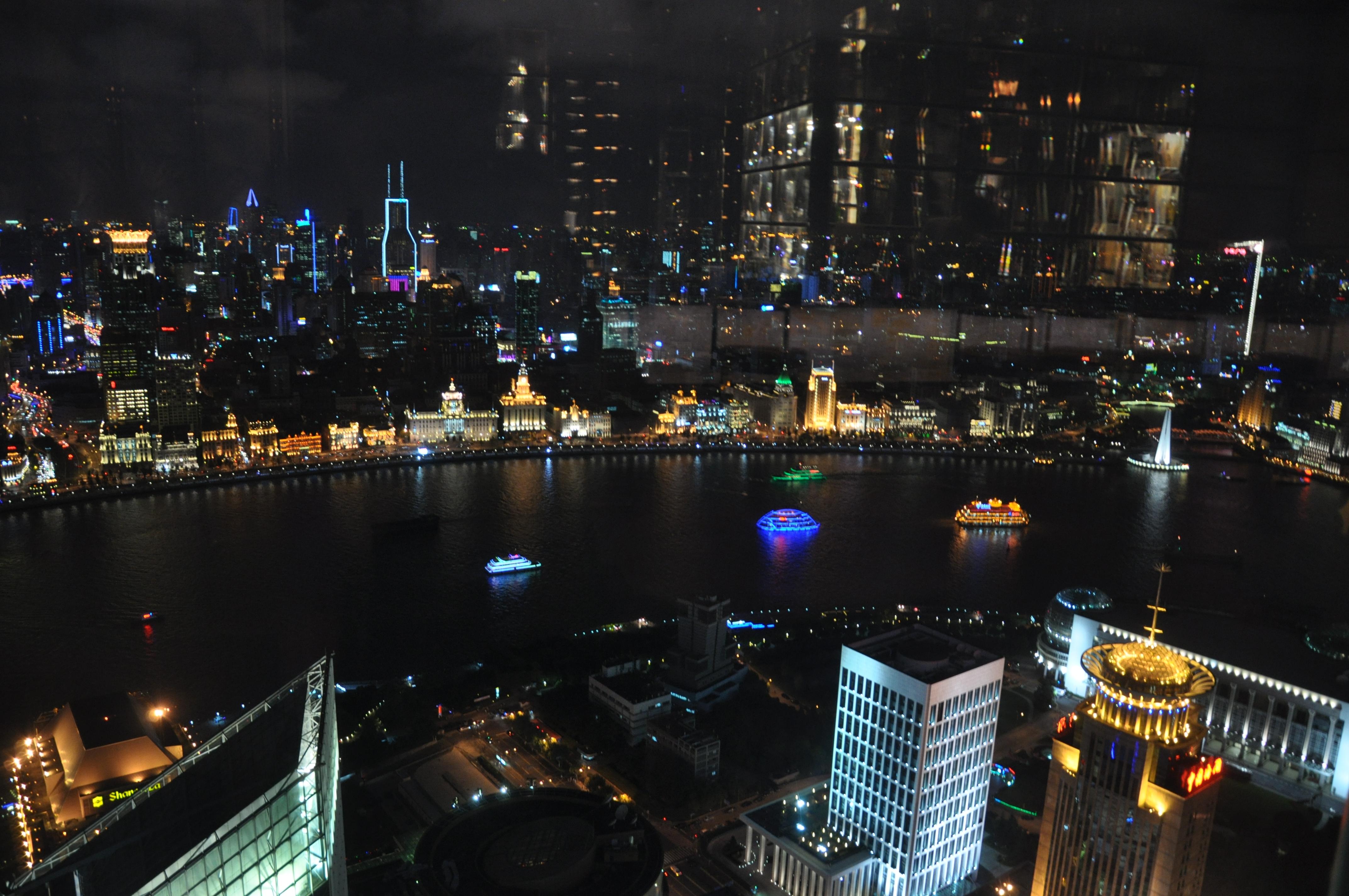 上海城市印象