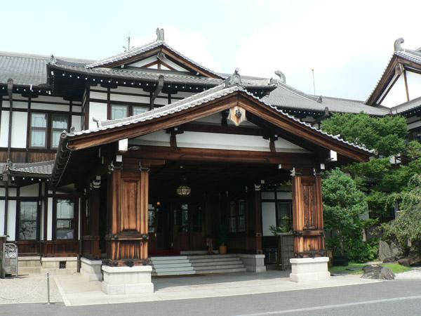 日本建筑_奈良饭店