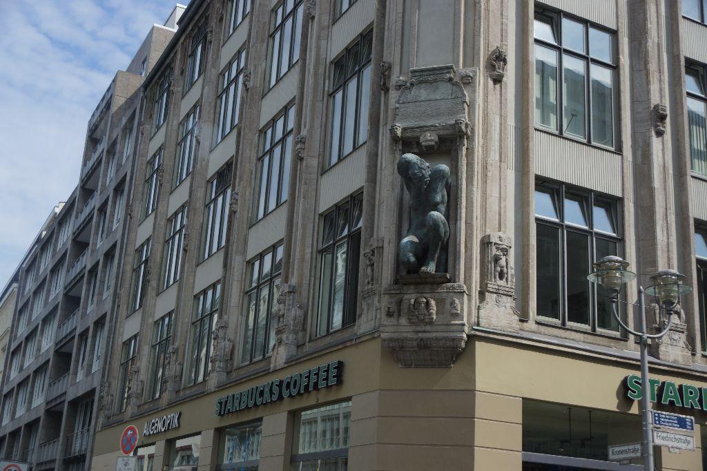 柏林街景图片