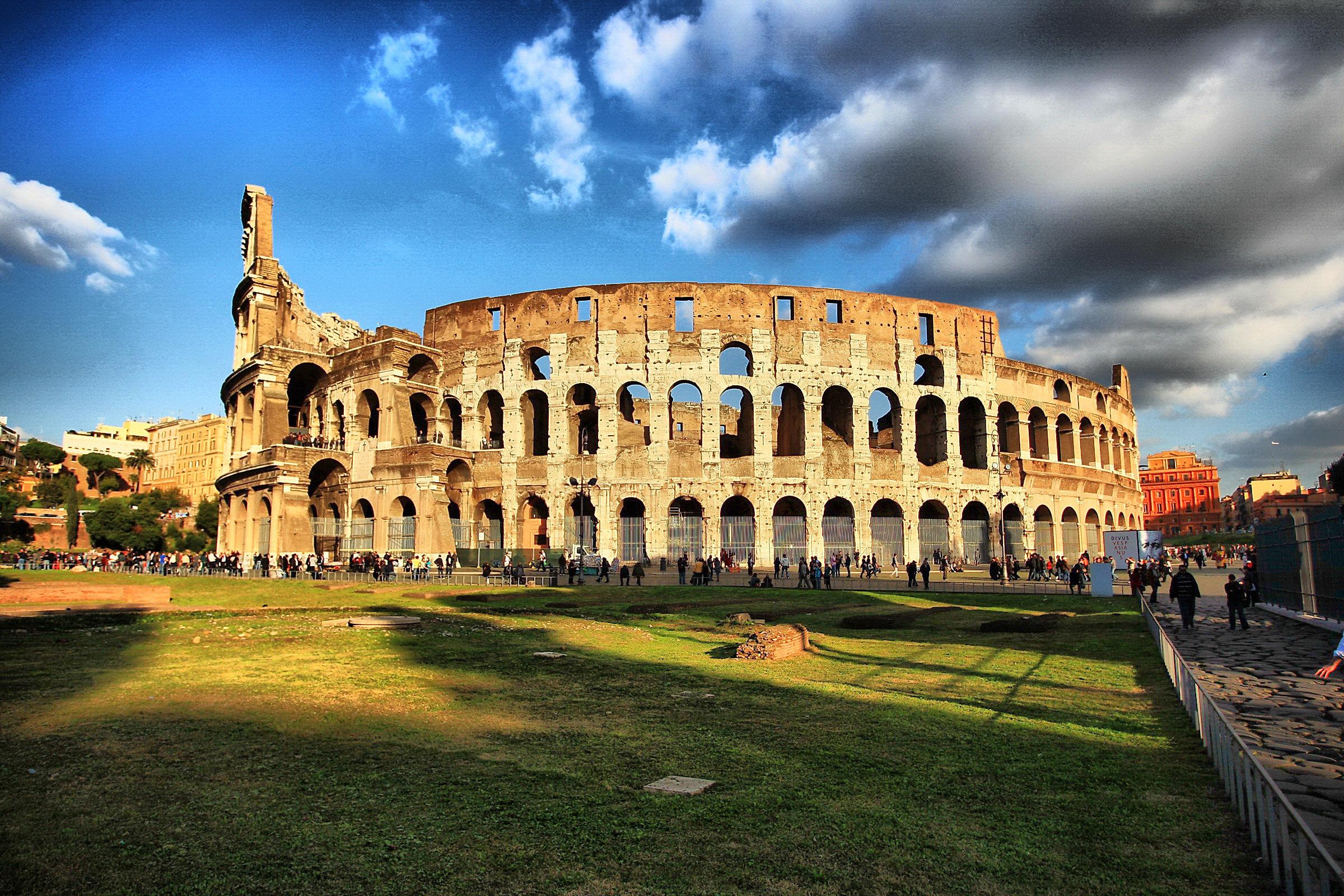 罗马风情欧式长廊