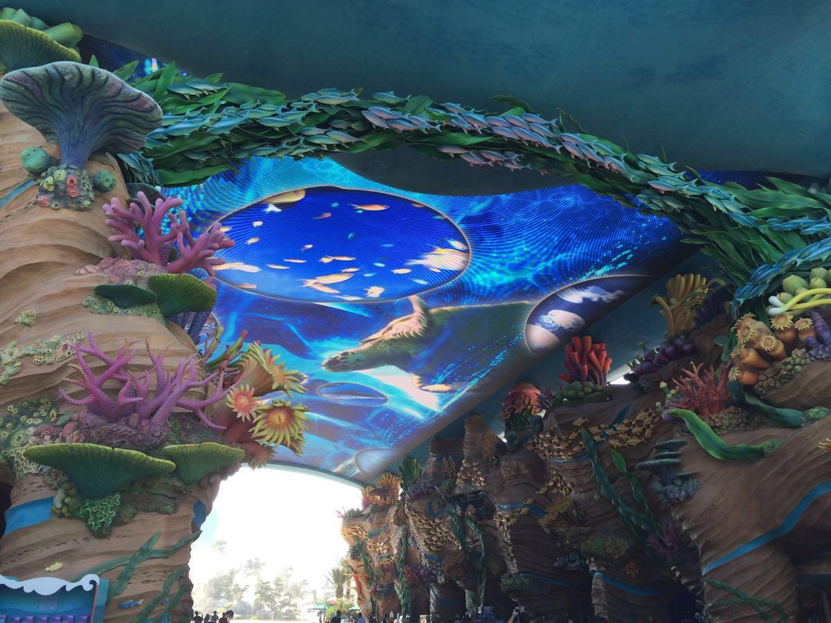 珠海长隆海洋王国,珠海珠海长隆海洋王国攻略/地址