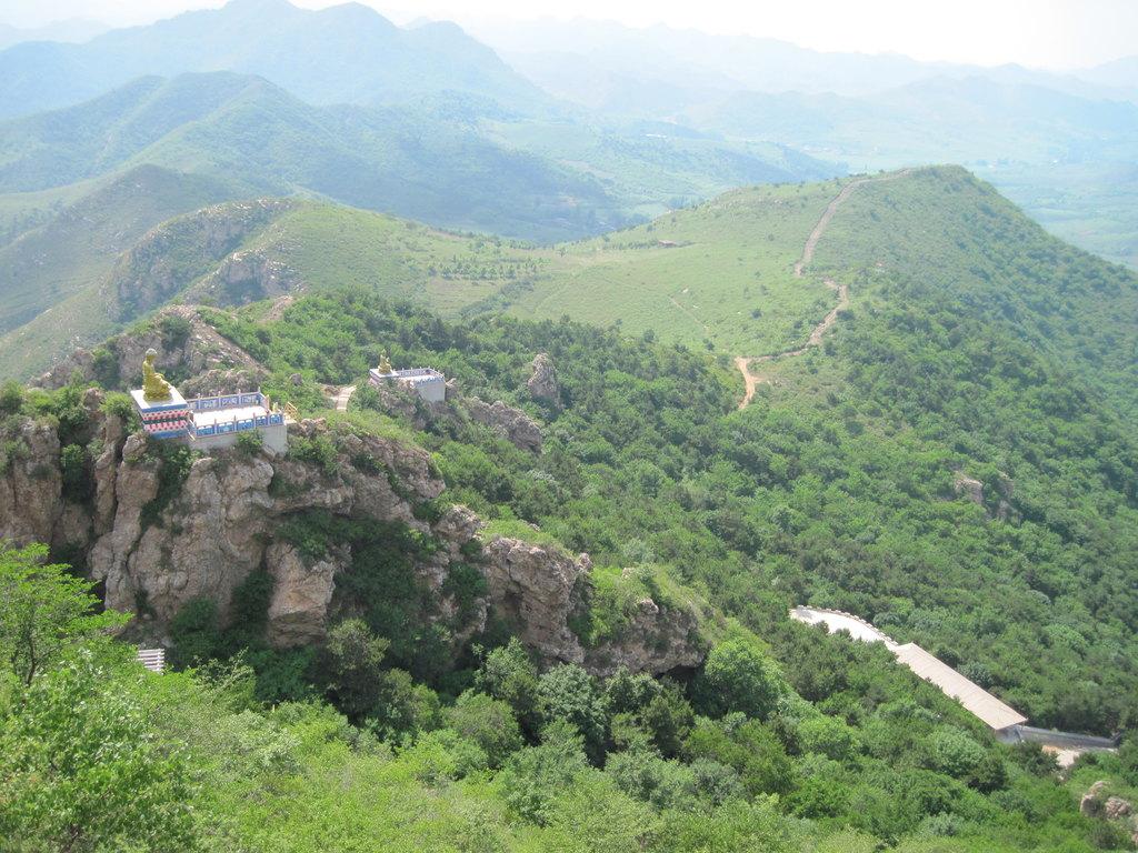 葫芦岛灵山风景名胜区一日游