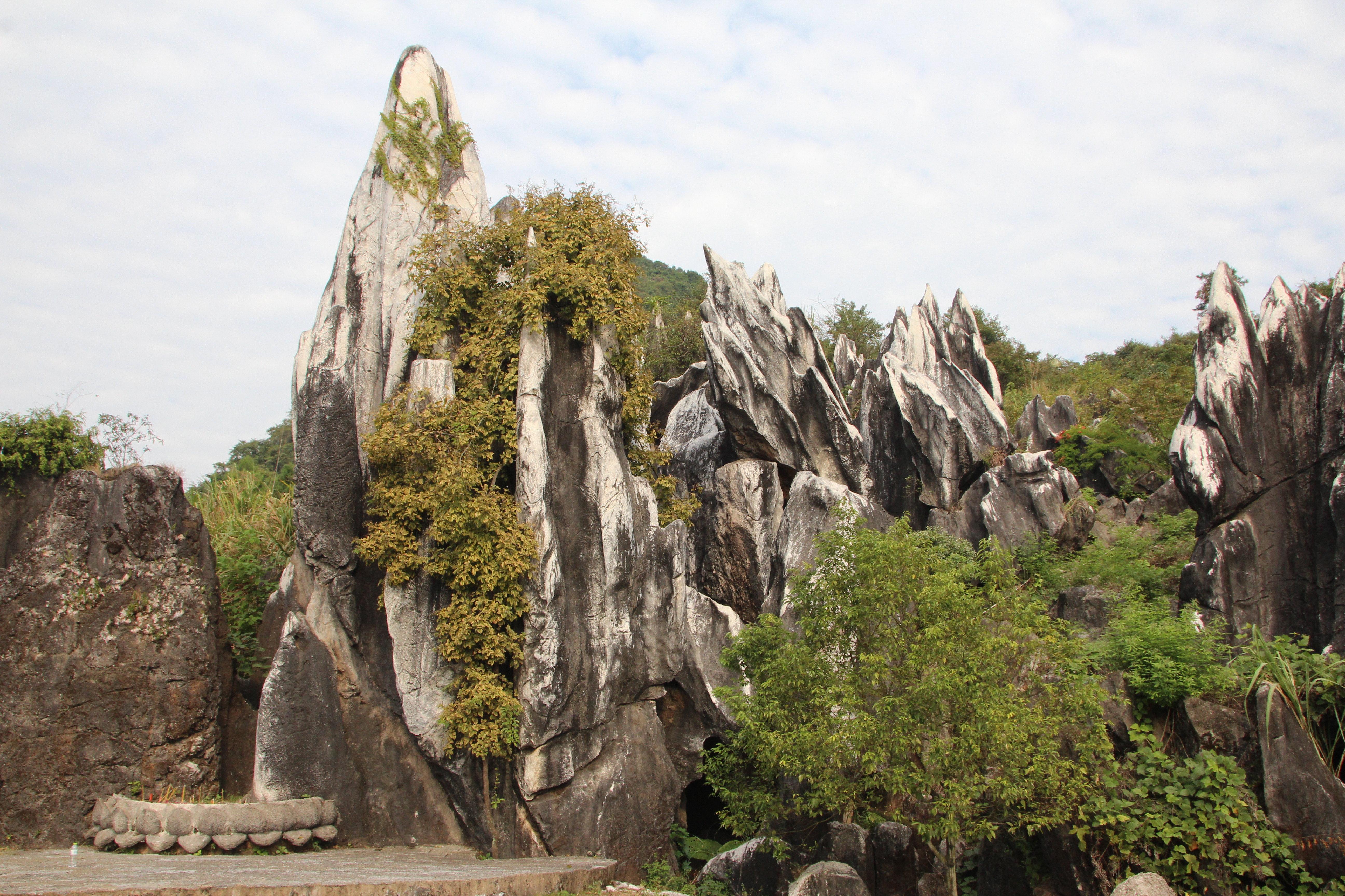千岛湖石林景区天气