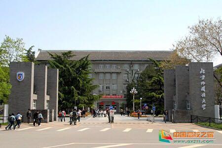 北京外国语大学旅游景点攻略图
