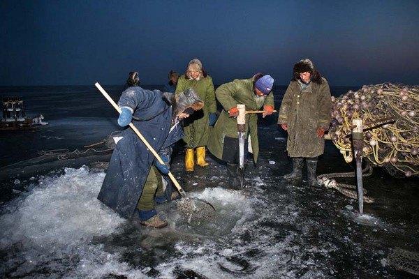 开放时间: 8:00-18:00  每年查干湖的冬捕都会持续约一个月的时间