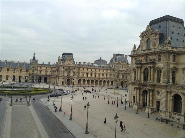 巴黎六国法瑞梵奥德意旅游攻略(12)-莱州攻略游记欧洲旅游散记自驾游图片