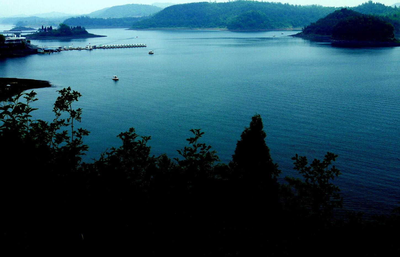 绵阳仙海湖游记