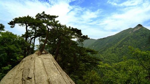 天堂寨国家森林公园