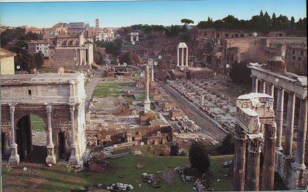 古罗马广场图片