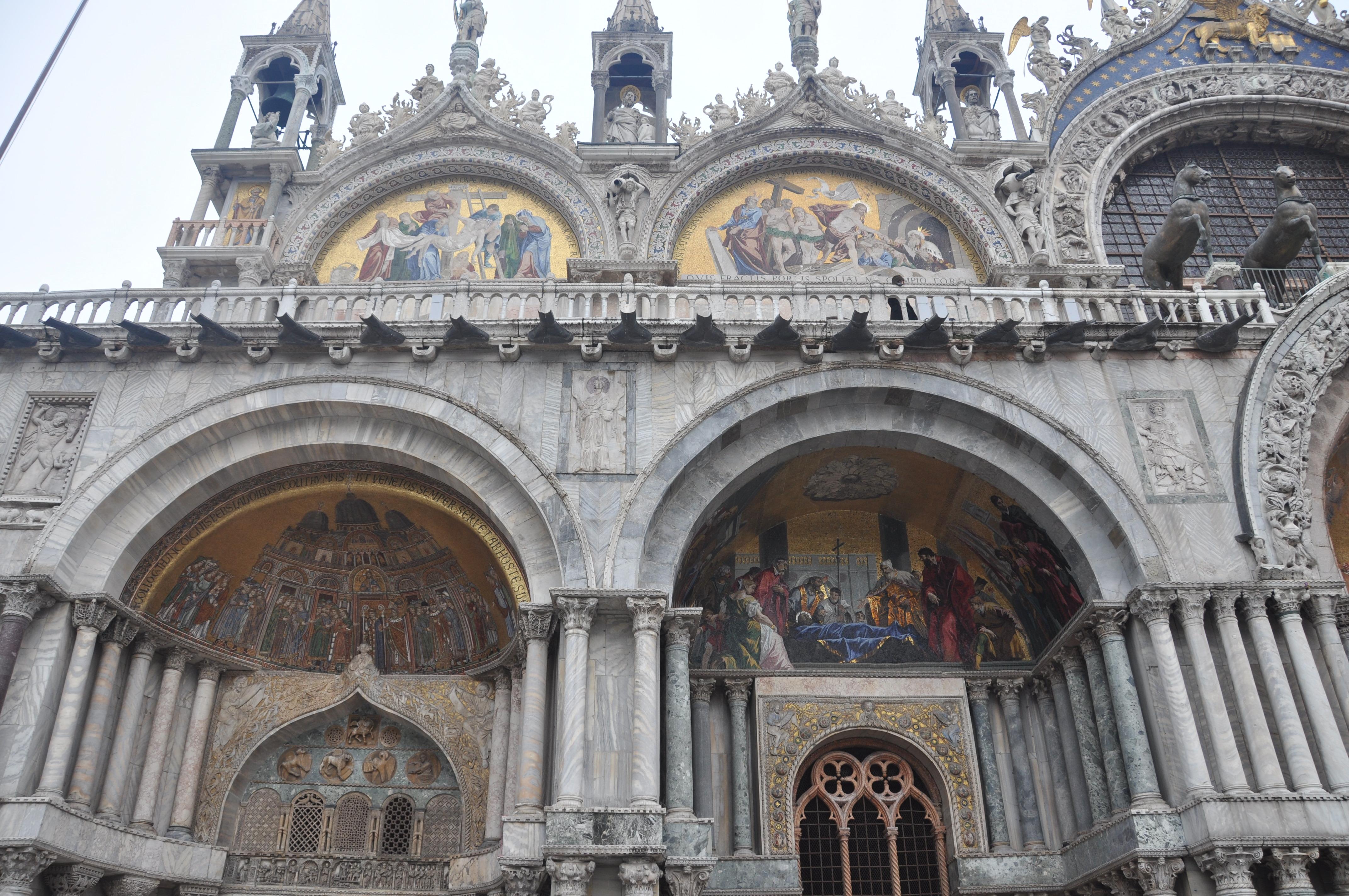 过道圣马可教堂,pensnett图片