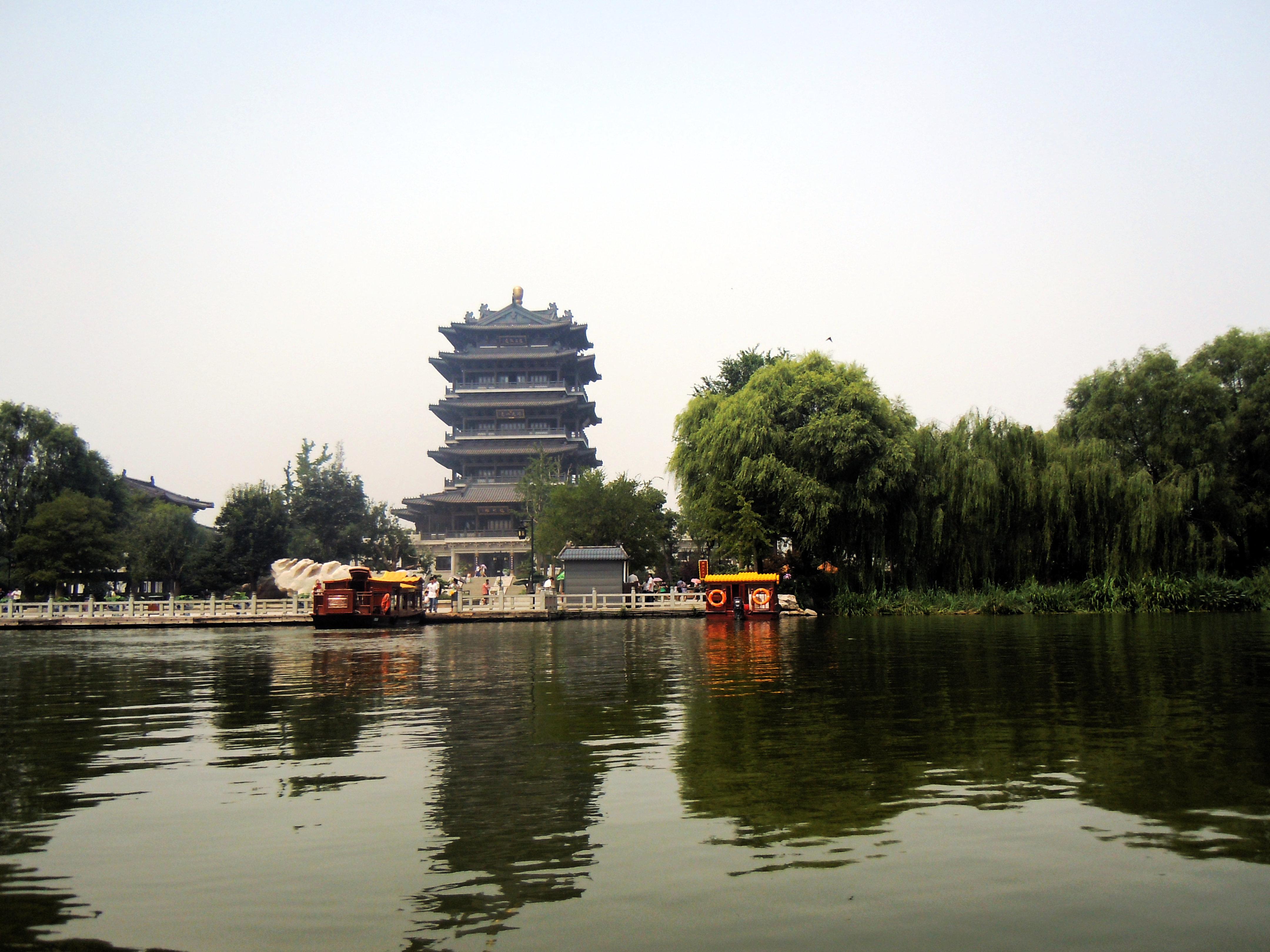 【携程攻略】山东济南大明湖景区好玩吗