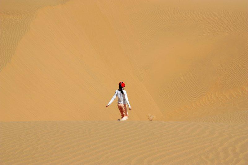 原创:大斌哥歌曲诗散文《我睡在你眼睛的沙漠里》 - 大彬哥 - 姚常平的博客