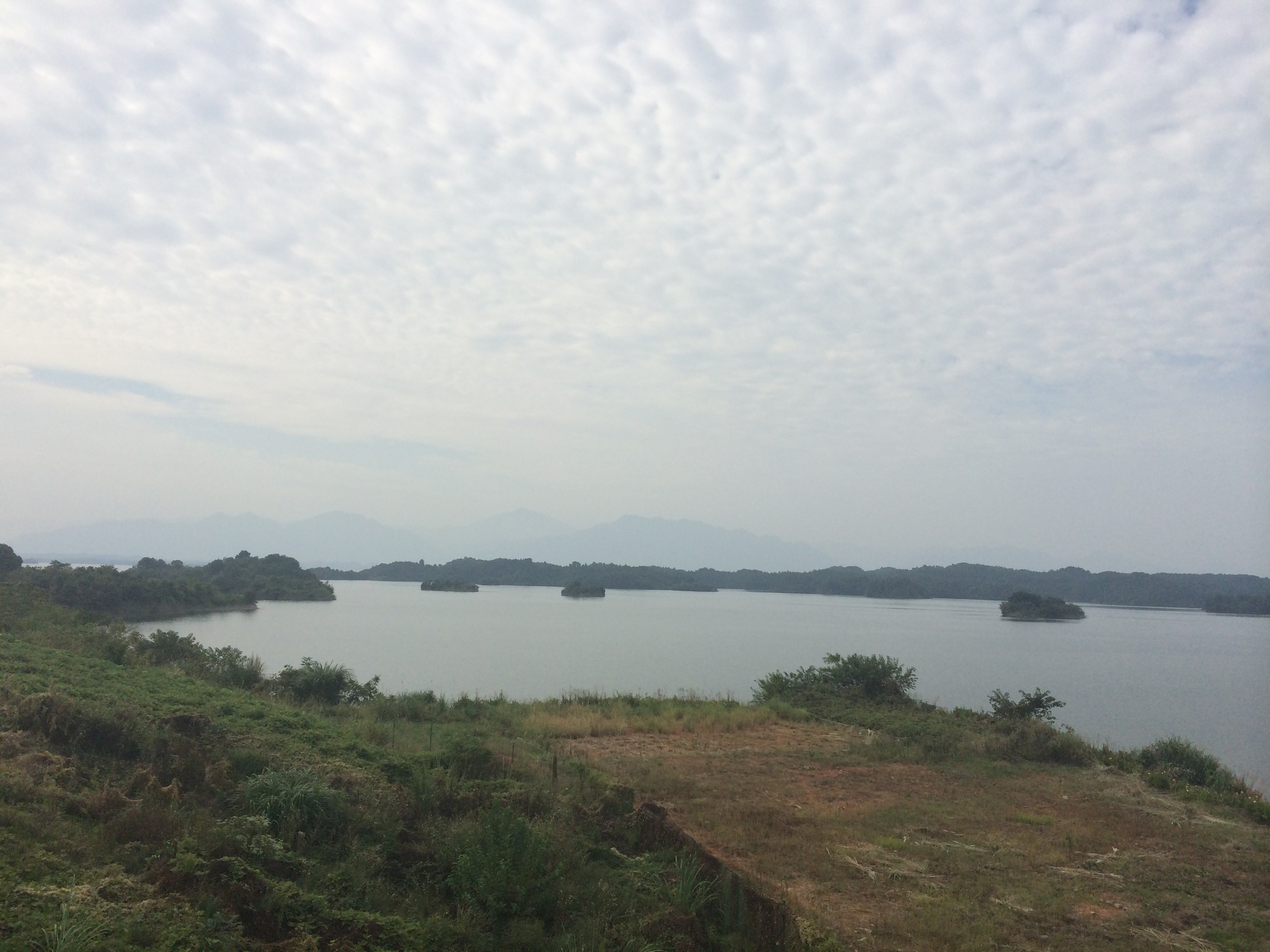 庐山西海观湖岛景区