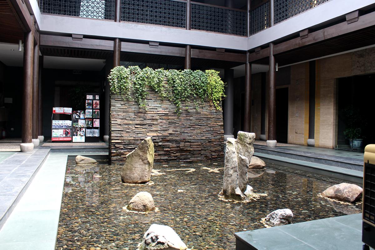 日式小院子设计效果图