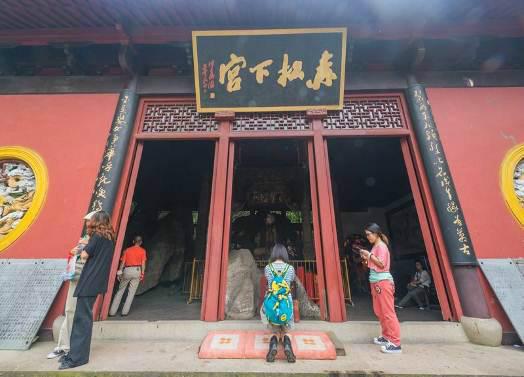 金华游之黄大仙祖宫