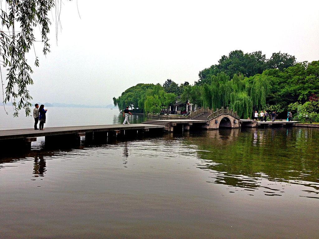 杭州西湖阳光花园别墅