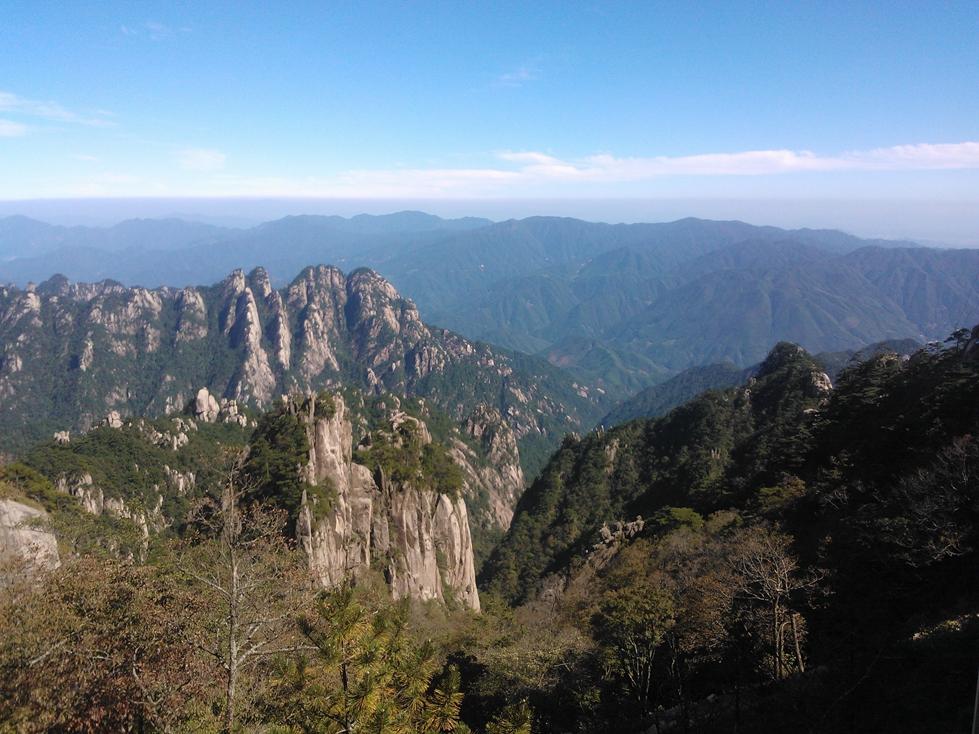 【携程攻略】安徽黄山风景区景点