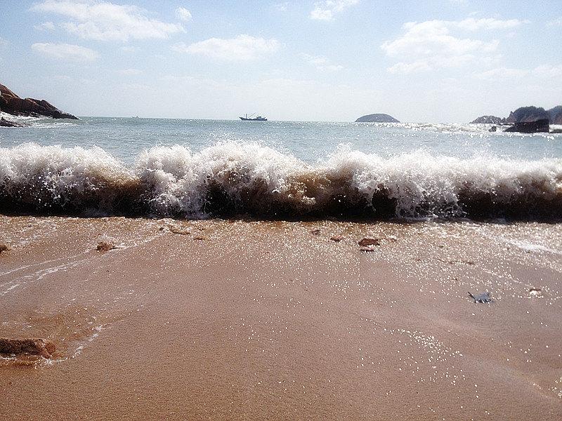 舟山嵊泗列岛天气有没有攻略2016年8月3豪曹2014台风图片